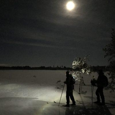 månskenstur